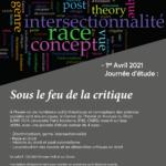 Journée d'étude : Sous le feu de la critique