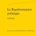 La Représentation politique,  Anthologie